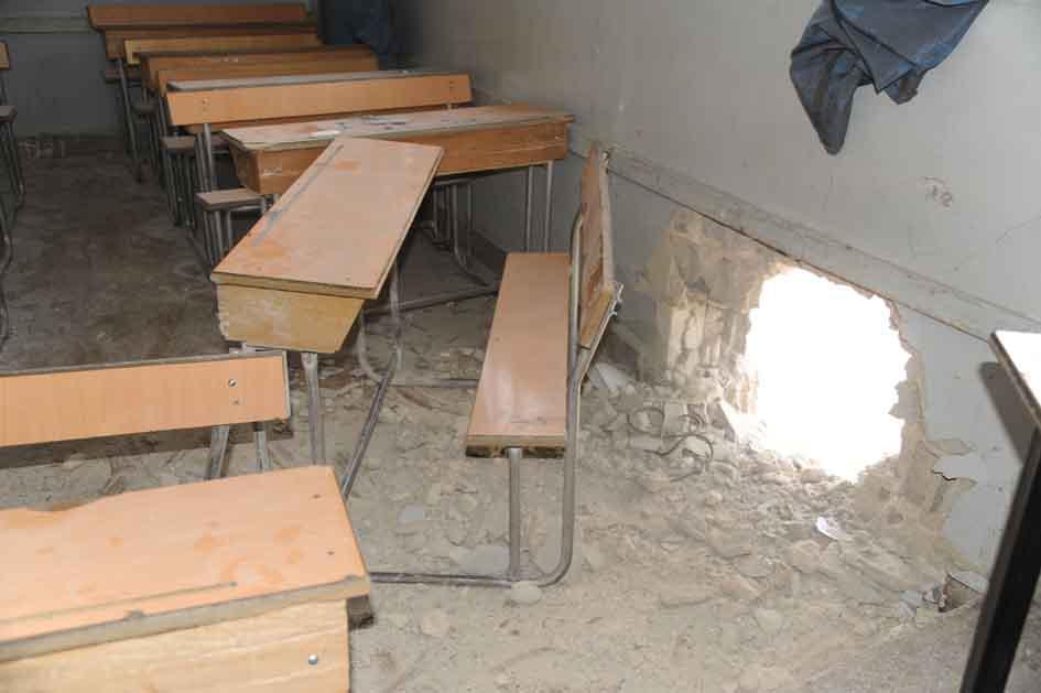 مجمع مدارس - البرامكة