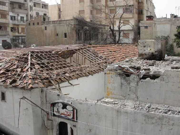 مدرسة القدس - حمص