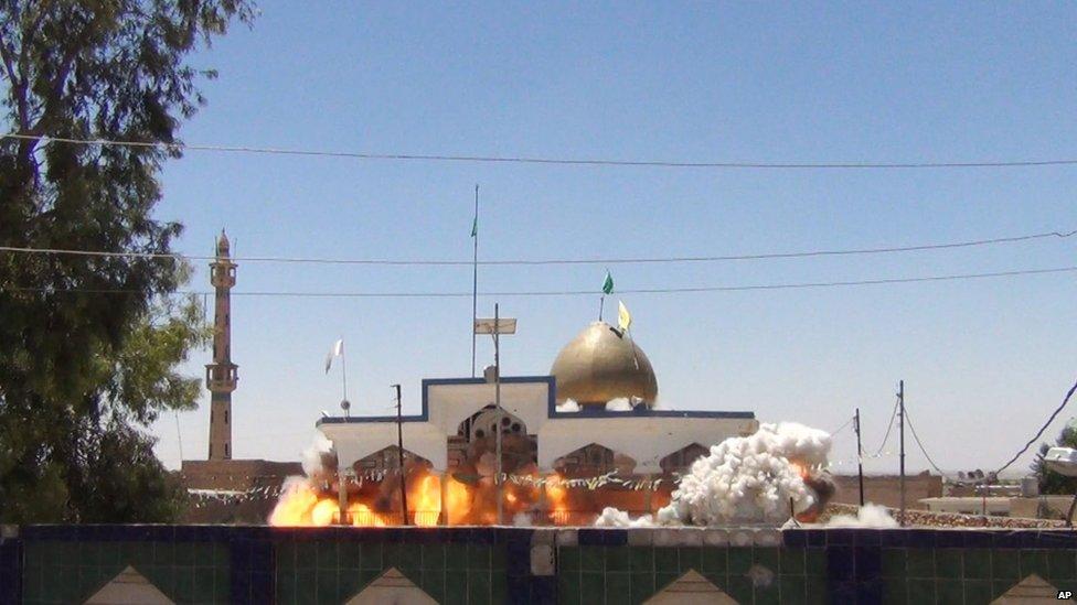 حسينية سعد بن عقيل في تلعفر -العراق