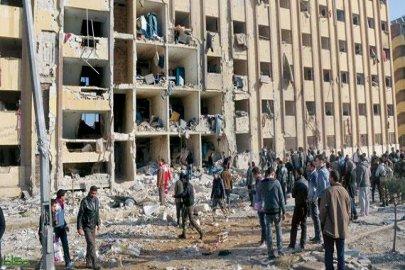 كلية الهندسة - حلب