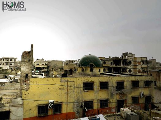مئذنة مسجد أبو ذر الغفاري الآثرية